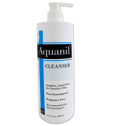 AQUANIL CLEANSER FRASCO X 480 ML