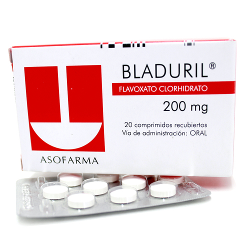 BLADURIL 200MG X 1 COMPRIMIDO