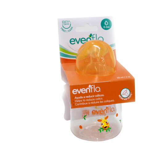 PACHA EVENFLO ZOO FRIENDS 2 OZ